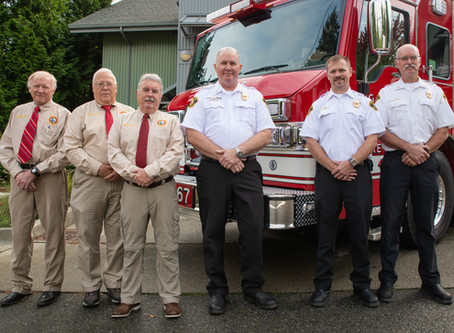 Great turn out for photos with Duvall Fire (King County Fire District 45).