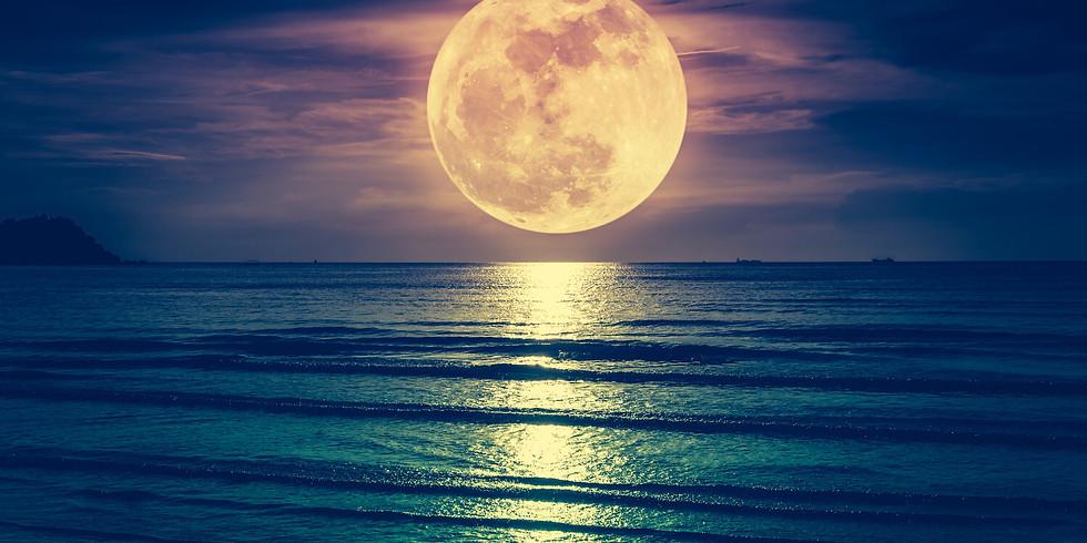 Full Moon Sunset SUP Yoga - 30 December 2020