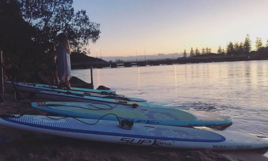 VOUCHER Private SUP Yoga Adventure