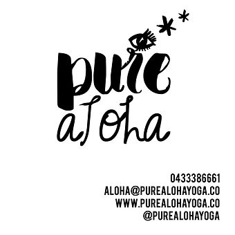 SUP Yoga Gold Coast | Pure Aloha Yoga