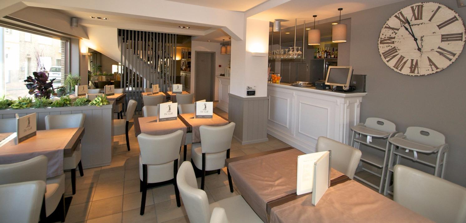 Bredene - Hotel - Hotel-Tearoom