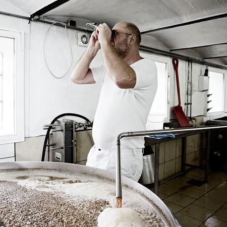 Vin forfiner, øl forener - W. Scott Griffith