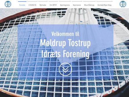 Ny MTIF hjemmeside
