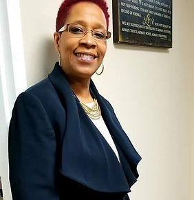 Minister of Music Cheryl Green-Caldwell