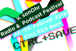 9th sonOhr  Festival, Bern,CH
