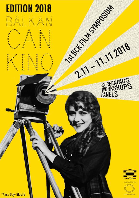 BCK Film Sumposium , Greece, 2018