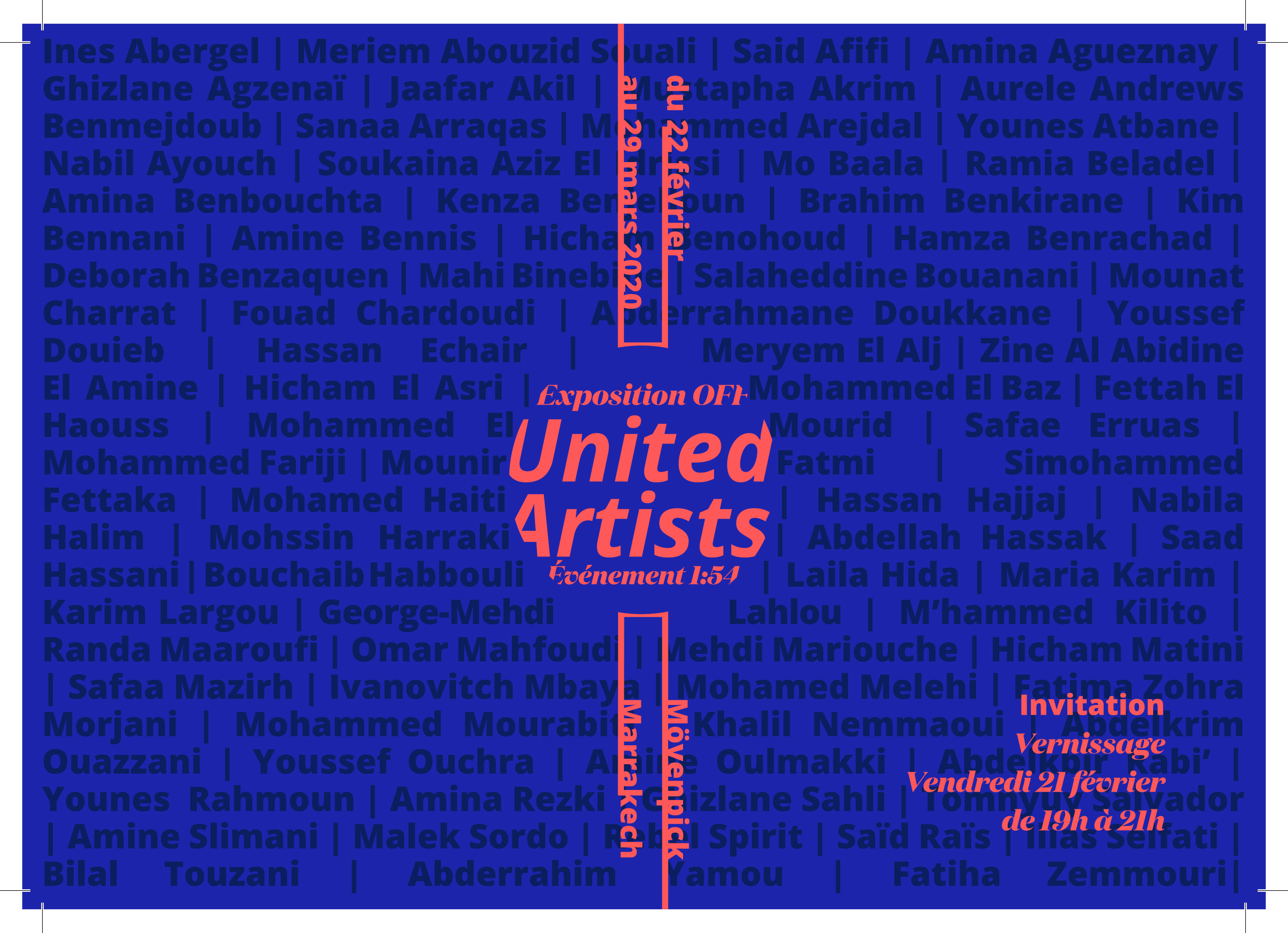 United Artists Group show Marrakech