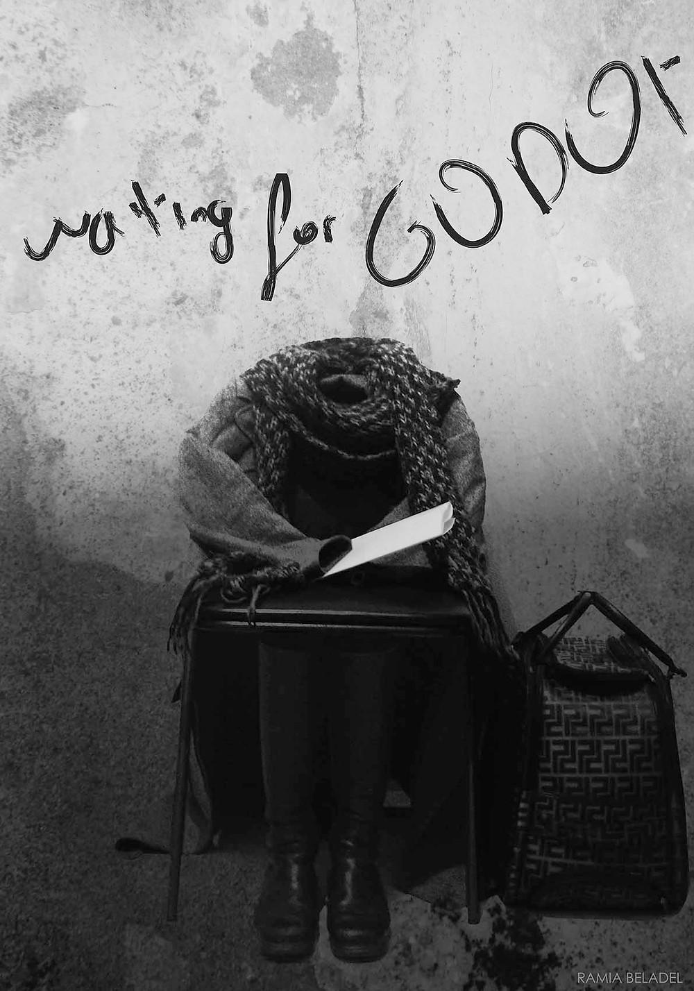 Waiting for Godot#Thetraveler, 2012 Photography