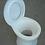Thumbnail: Standard Plastic Pedestal & Seat