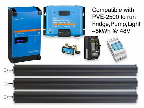 3kW-5.5kWh LTO VICTRON UPS