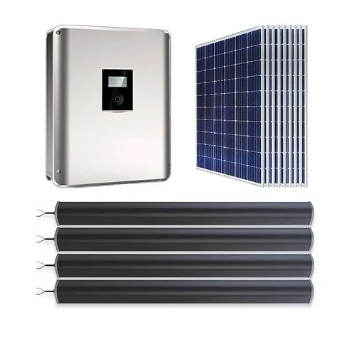 Solar Hybrid 7.7kWh LTO+3KPV
