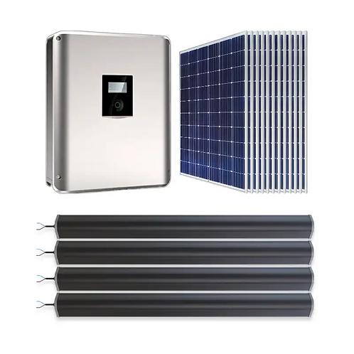 Solar Hybrid 7.7kWh LTO+4.4PV