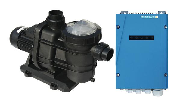 Solar Pump PS2-1800 + PV Controller
