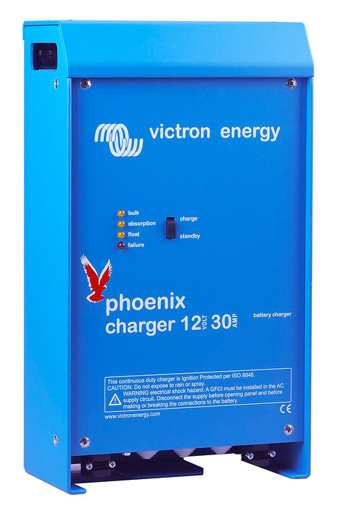 Phoenix 12V 50A Battery Charger