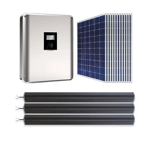 Solar Hybrid 5.8kWh LTO+4.4PV