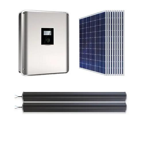 Solar Hybrid 3.8kWh LTO+3KPV