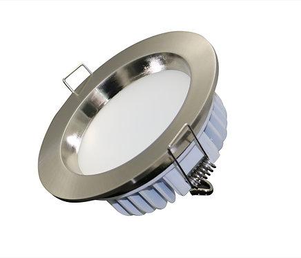 4 x REDI-Lite 6W Chrome Recessed LED downlights (No PV)