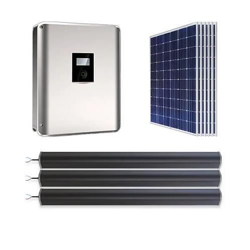 Solar Hybrid 5.8kWh LTO+2.2PV