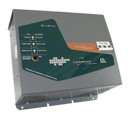LS-1848 48V 1800W Latronics Stand Alone Inverter 240V @ 50Hz