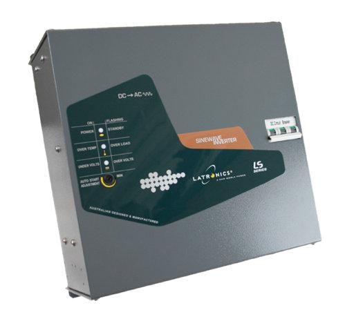 LS-3024 3000W 24V Latronics Stand Alone Inverter 240V @ 50hz