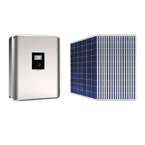 6.6kW PV + 5kW Hybrid Grid Inverter
