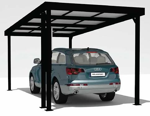 Solar Carport (Single)