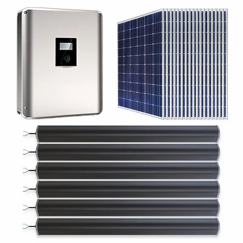 Solar Hybrid 11.5kWh LTO+PV