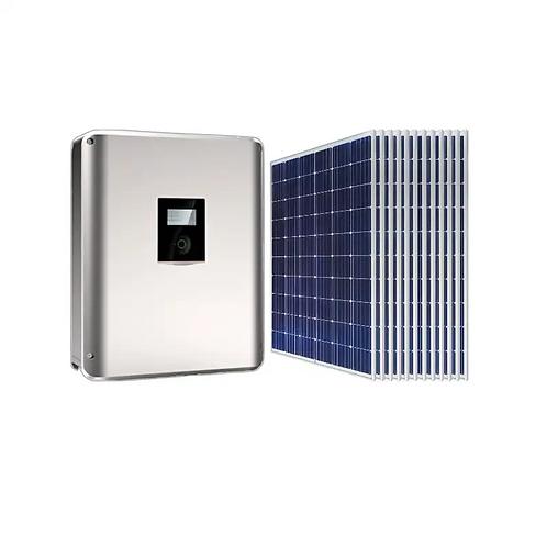 4.4kW PV + 5kW Hybrid Grid Inverter