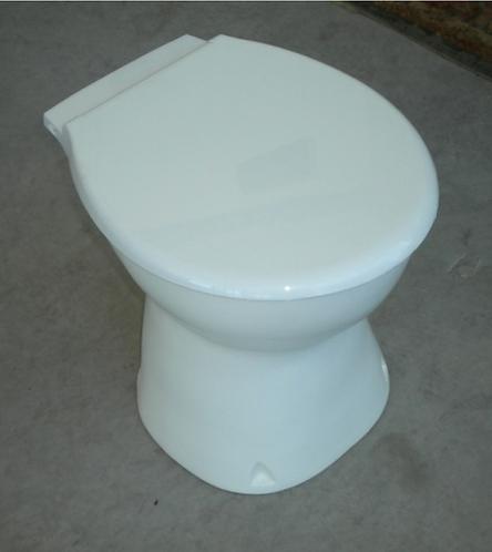 Standard Plastic Pedestal & Seat