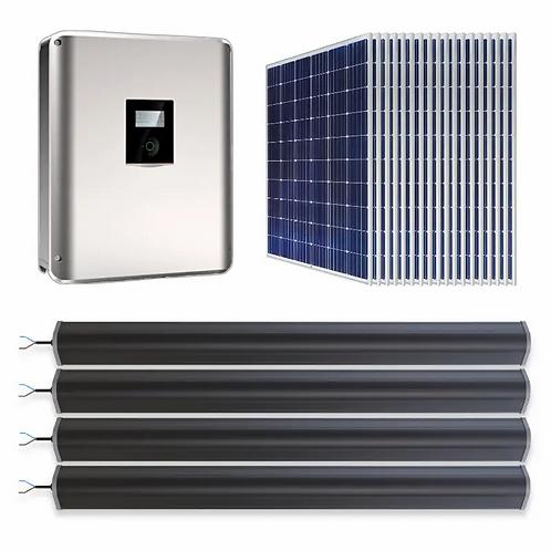 Solar Hybrid 7.7kWh LTO+PV
