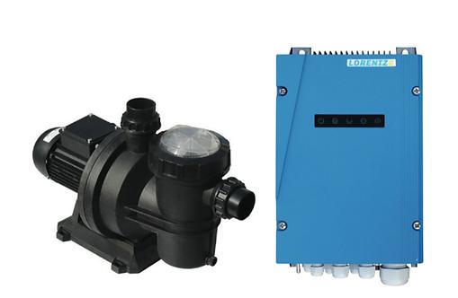 Solar Pump PS2-600 + PV Controller
