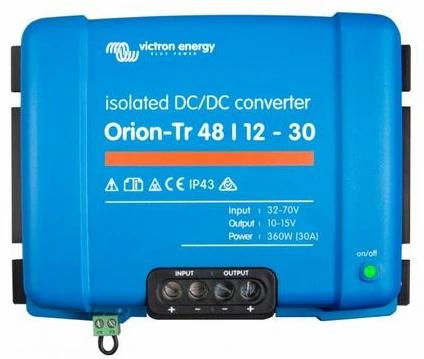 48v to 12v DC Converter 30A 360W