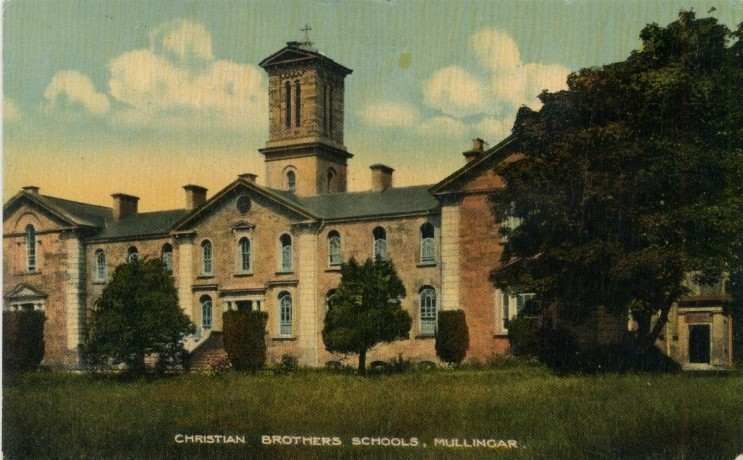 Postcard image of The Hevey Institute.