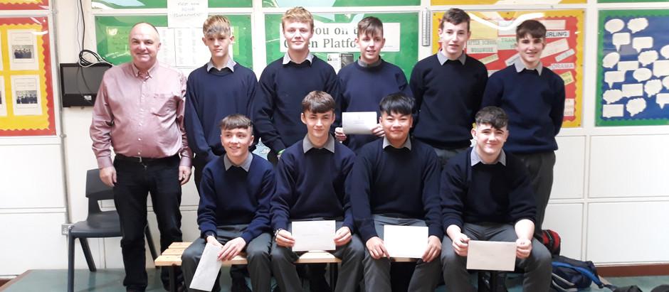 Junior Cert Results Prove Impressive