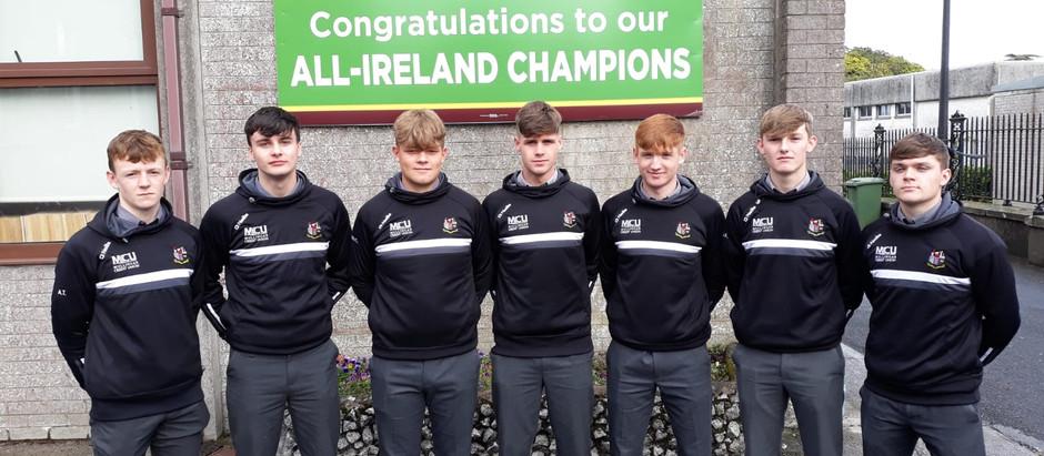 New Gear for All-Ireland Winners