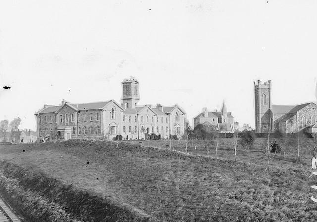 The Hevey Institute circa. 1860 - 1883.