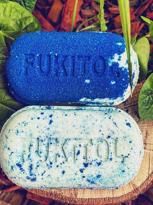 Fukitol Pill Bath Bomb