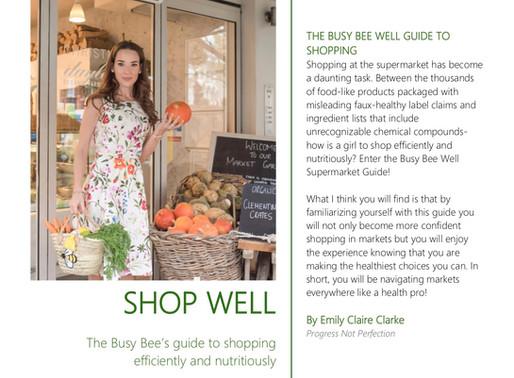 Supermarket Shopping Guide