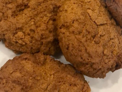 Soft Baked Pumpkin Cookies