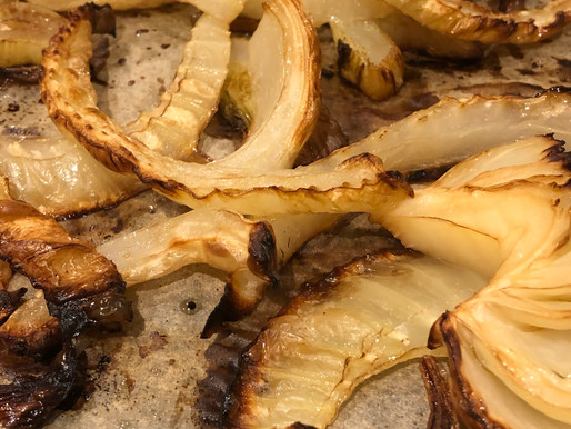 Balsamic Roasted Fennel