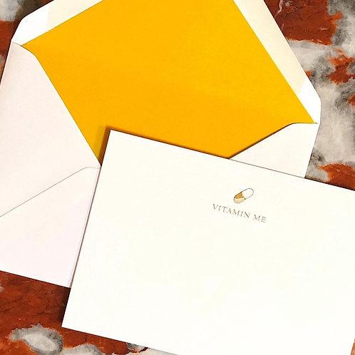 Cards: Vitamin Me