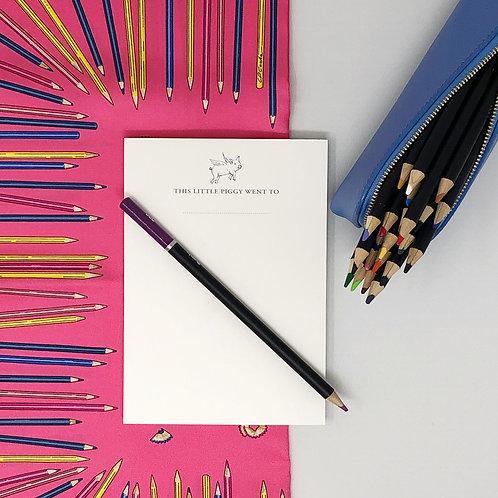 Notepads: Piggy