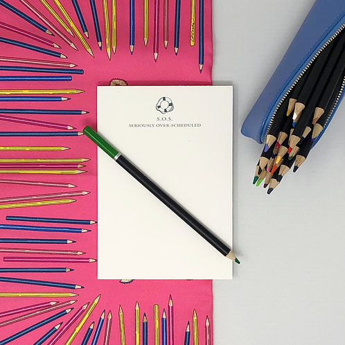 Notepads: S.O.S