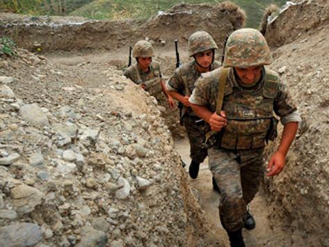 Nagorno Karabaj en disputa