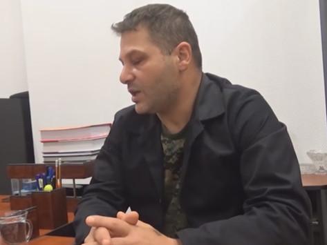 Viken Eulchekchian, el civil libanés-armenio que es prisionero de Azerbaiyán, fue hospitalizado