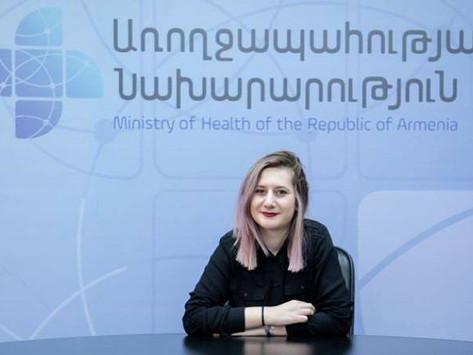 En Armenia crece la preocupación por el coronavirus