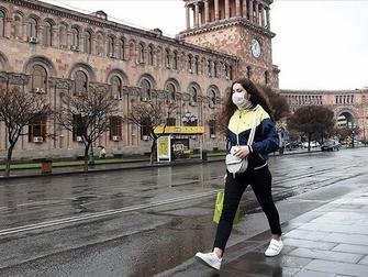 Se registraron 163 nuevos casos de coronavirus en Armenia