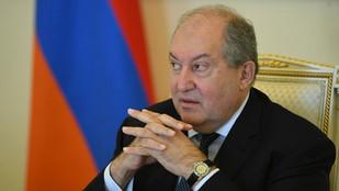 El Presidente de Armenia pidió a la Cruz Roja que garantice la liberación de los cautivos en Bakú