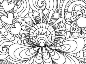 The Benefits of Adult Coloring Books vs Creating Your Own Art