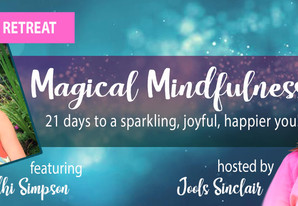 *Corrected Link! - Magical Mindfulness: Free Online Mini Workshops in Art, Meditation, Movement &amp